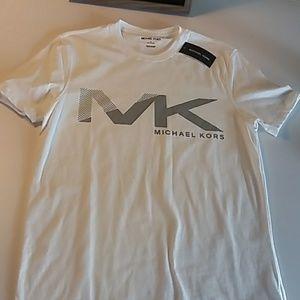 NWT Michael Kors men's logo t-shirt